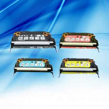 Compatible Toner Cartridges 7580A/7581A/7582A/7583A